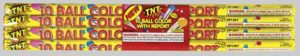 10 ball color with report tnt