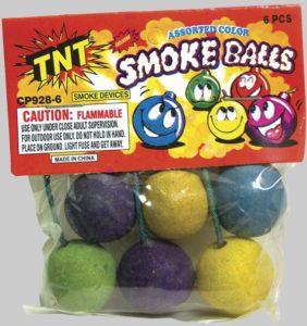 SMOKE BOMBS | DECO FIREWORKS